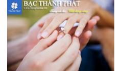 Cách chọn mua nhẫn cưới cho cặp đôi sắp cưới