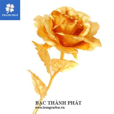 Bông hồng vàng BG001