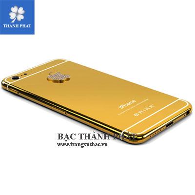 Mạ vàng iphone 6 đẹp MGI003