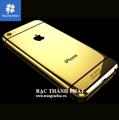 Mạ vàng iphone6 plus MGI002